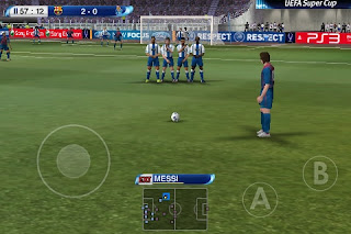 PES 2012 APK Data Download