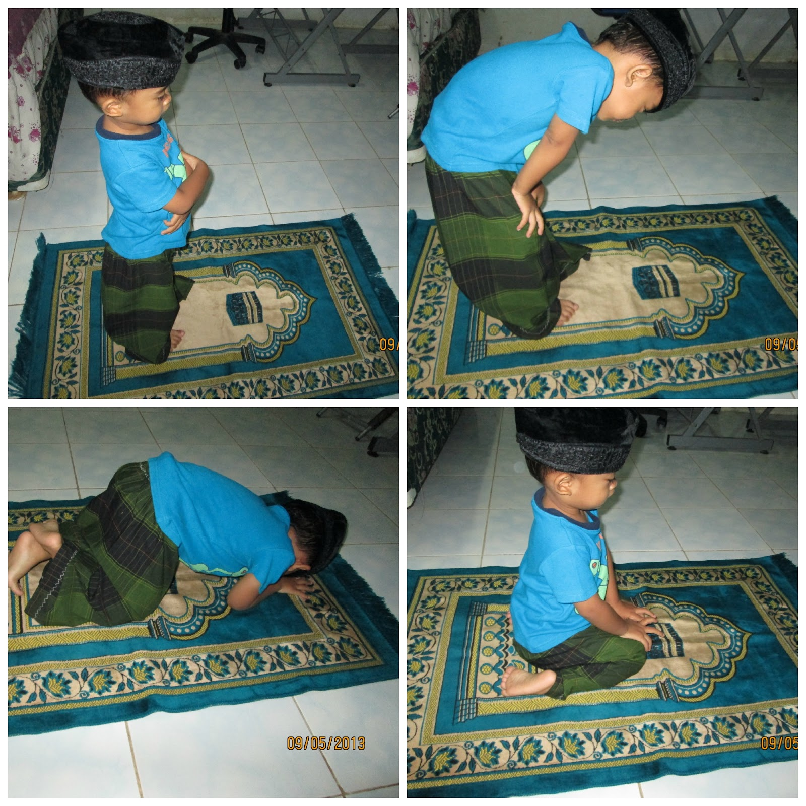 Jendela Lia Membuka Dunia Baru Sholat Ke Masjid