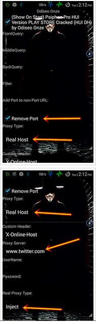 NETIFY VPN CONFIGURATION