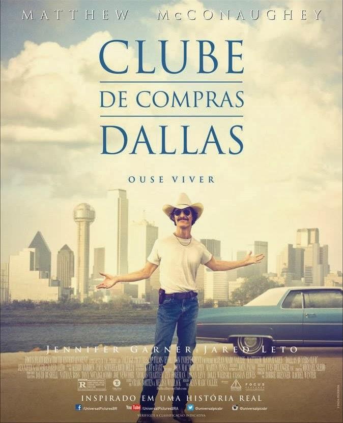 Clube De Compras Dallas - Dublado
