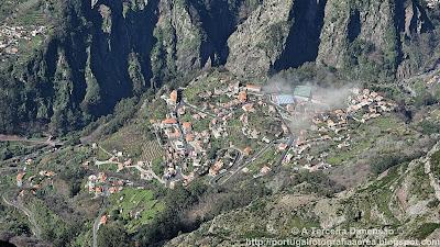 Ilha da Madeira - Curral das Freiras
