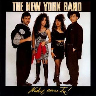 nadie como tu new york band