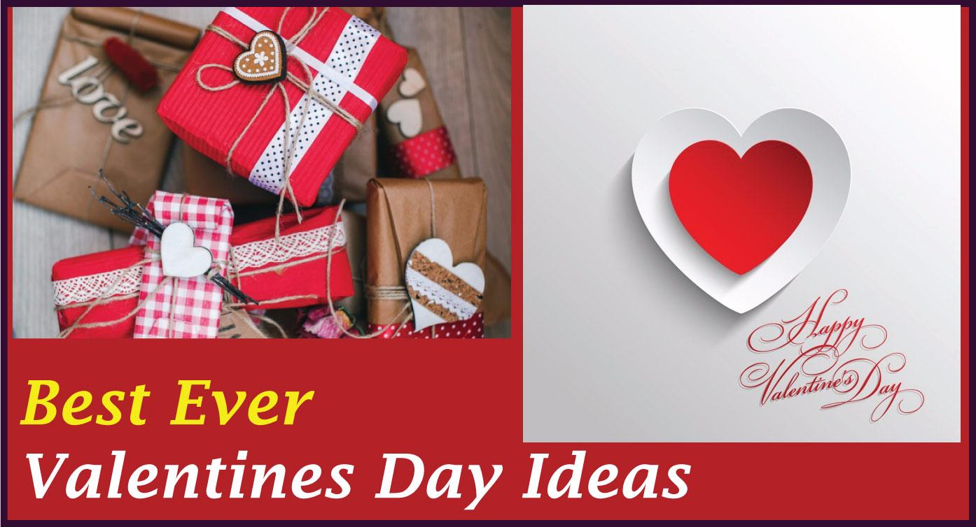 Exclusive} Valentines Day Ideas 2017 For Him/Her, Romantic ...