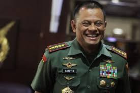 Panglima TNI Himbau Proses Hukum terhadap Laksma Bambang Udoyo dilaksanakan Setegak-tegaknya - Commando