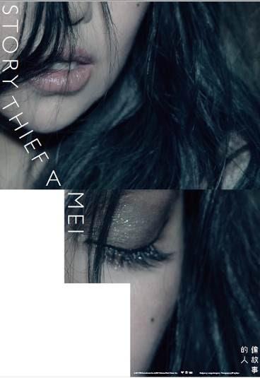 阿妹 張惠妹2017全新專輯《偷故事的人》