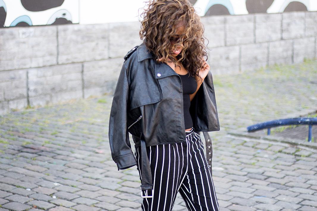 Blogueuse-mode-black-striped-pants
