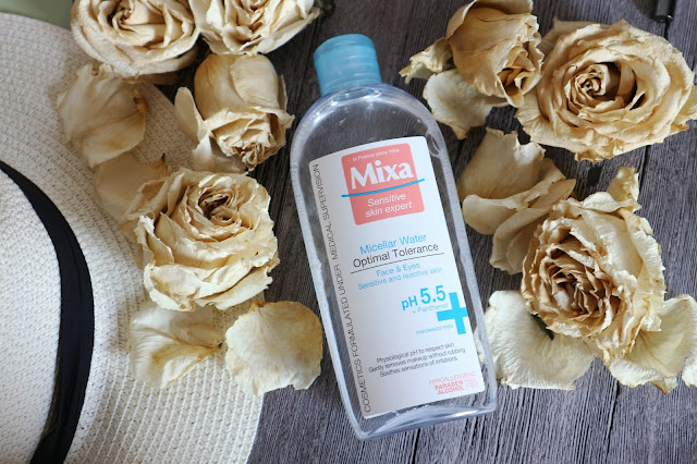 Mixa Optimal Tolerance Micellar Water Мицеллярная вода