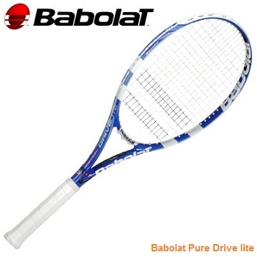 Babolat Pure Drive lite tennis racket review