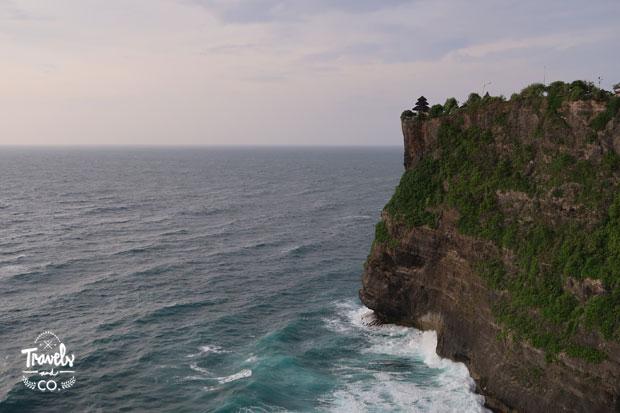 Viajar a Bali guía de viaje - templo Uluwatu