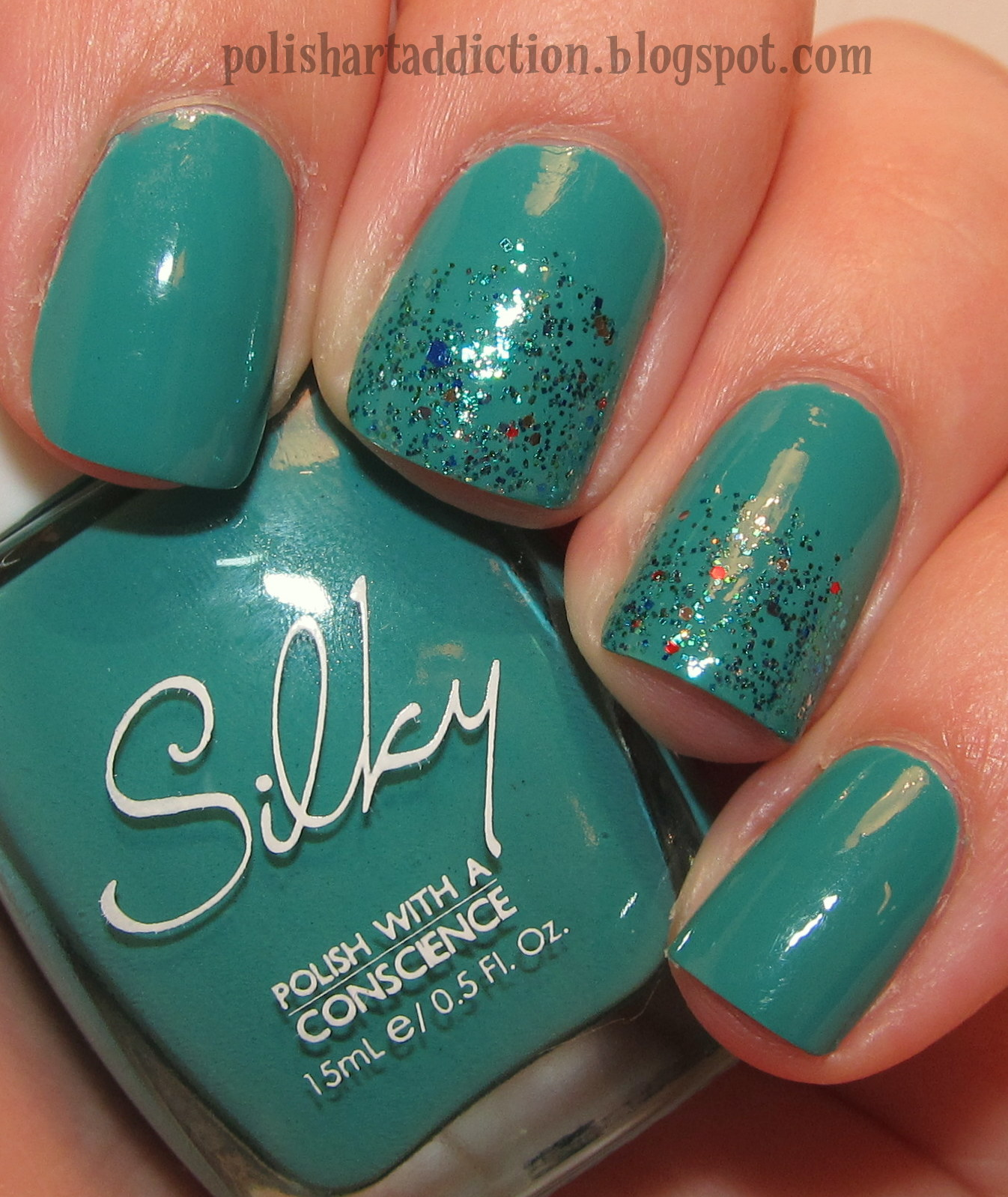 Silky Polish Review & Giveaway