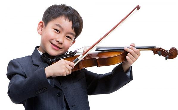 Image result for balita belajar musik