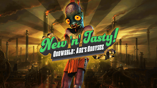 Oddworld New 'n' Tasty APK OBB