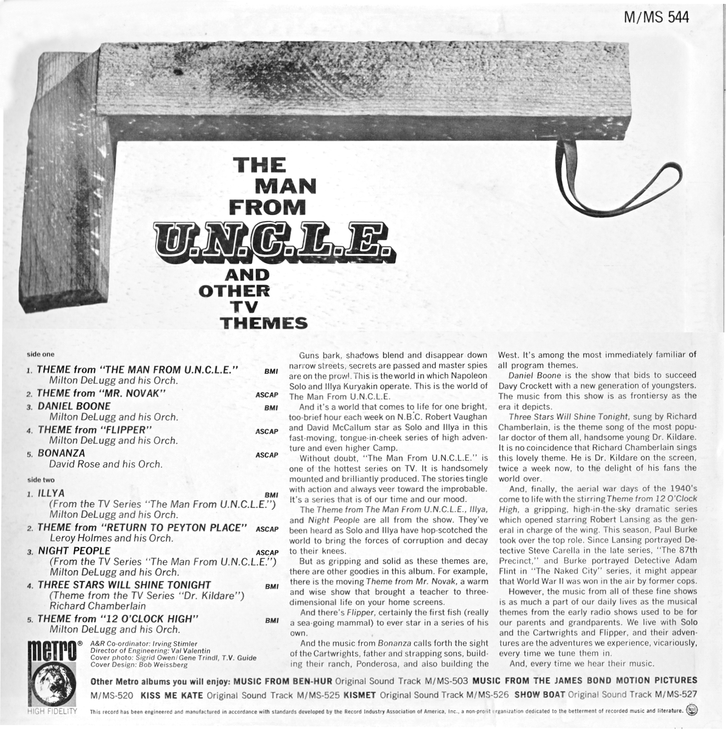 One Man By Singa Song Download Mr Jatt: Spock's Record Round-Up: The Man From U.N.C.L.E. And Other