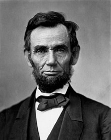 Abraham Lincoln greatest men