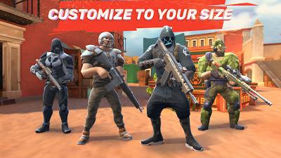 تحميل لعبة Guns of Boom مهكرة