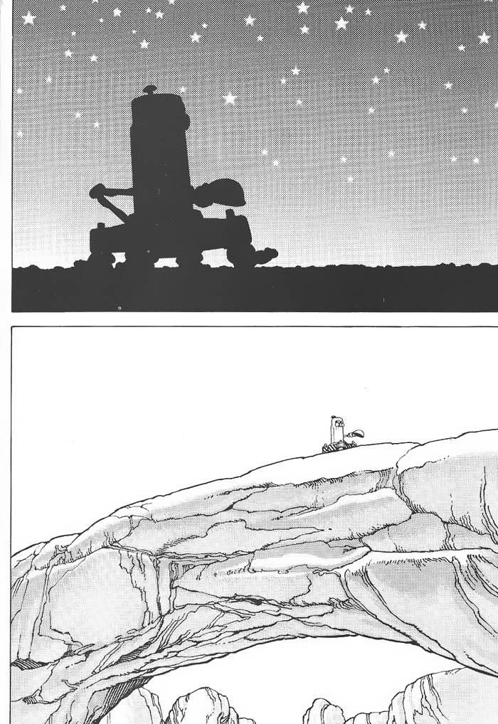 Battle Angel Alita chapter 35.5 trang 7