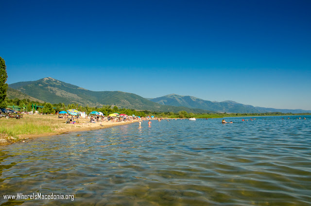 Prespa Lake - Macedonia - Slivnica Beach