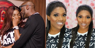 """I just love the way you look at me"" — Annie Idibia tells husband"