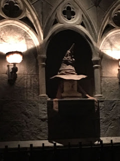 sorting hat, harry potter