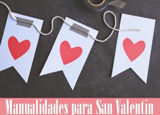san valentin, manualidades, diys, fiestas