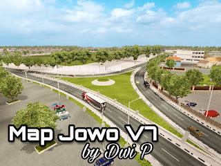 Map Jowo V 7 Ets2