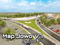 Mod Map Jowo v7 By Dwi P Euro Truck Simulator 2
