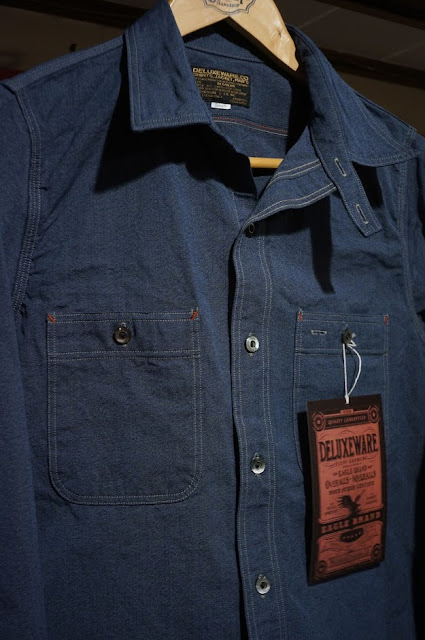 DELUXEWARE 7620 BARREL CHAMBRAY