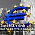 Tassi BCE e Decisioni Banca Centrale Europea (Previsioni e Situazione Aggiornata)