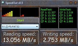 Cara Cepat Cek Kecepatan USB Flashdisk