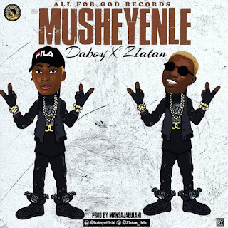 Download Daboy Ft. Zlatan - #Musheyenle