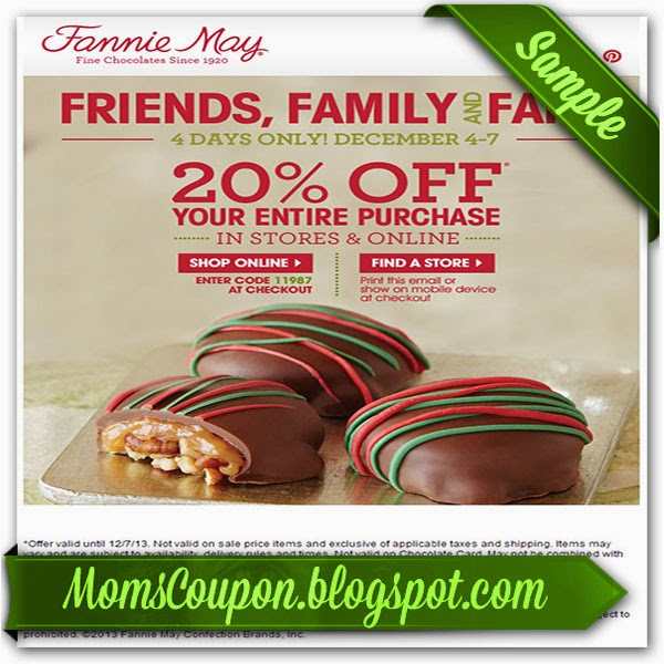 photograph regarding Fannie May Coupons Printable referred to as AMAZON.COM Coupon codes Delivery LABELS PRINTABLE PDF -