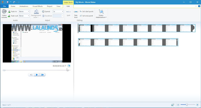 Cara Install Windows Movie Maker Di Semua Windows