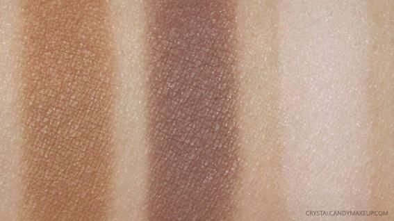 The Balm Meet Matte Ador Eyeshadow Palette Swatches