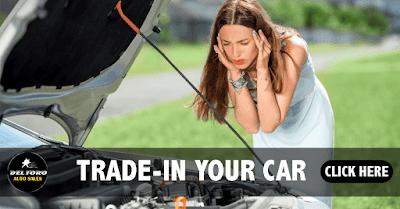 Vehicle trade-in in Auburn, Washington