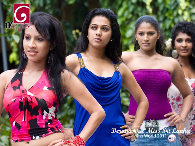 Derana Veet Miss Smoothest Skin At Miss Sri Lanka 2011