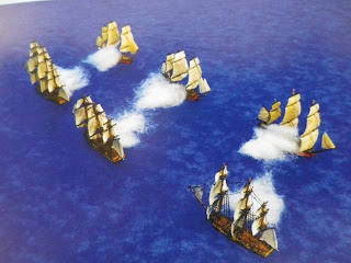 Fighting Sail: Rules Review