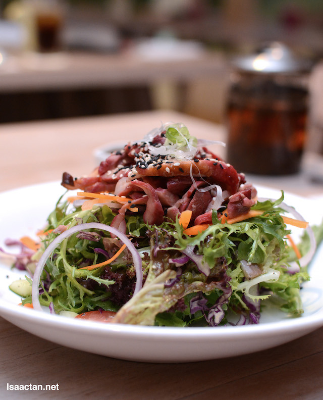 Char Siew Chicken Salad