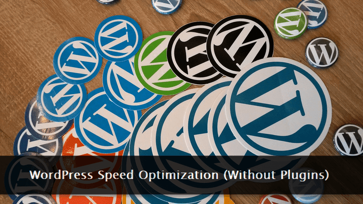 WordPress logo stickers