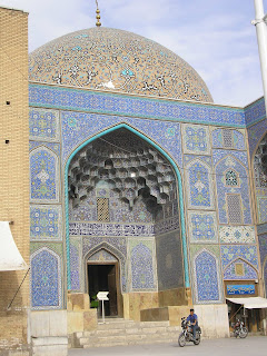 Mezquita de Sheikh Lotfolah, en Isfahan