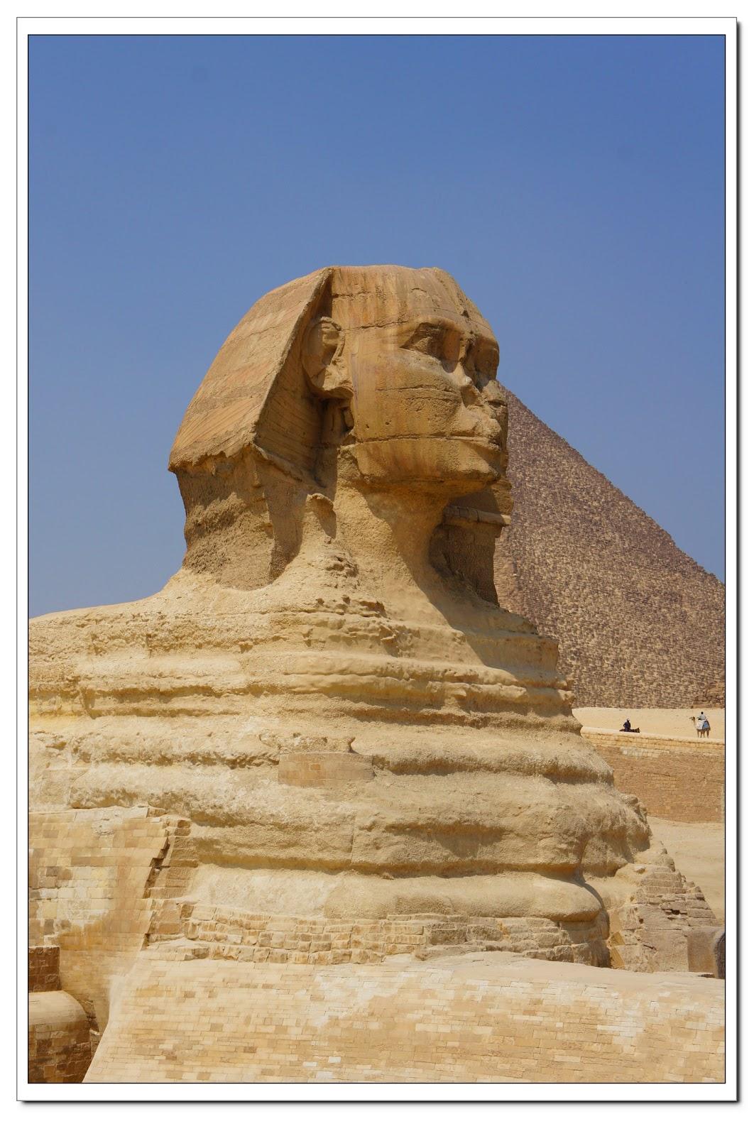 凱西在路上。Cathy on the way。: 埃及 - Day 2(上) - 吉薩金字塔區