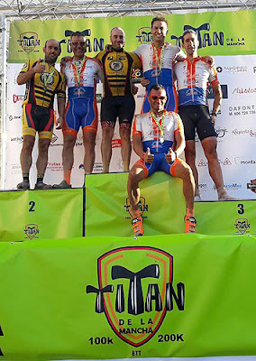 Ciclismo Aranjuez Titán de la Mancha
