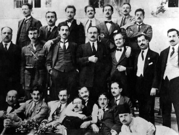 Al-Fatat members