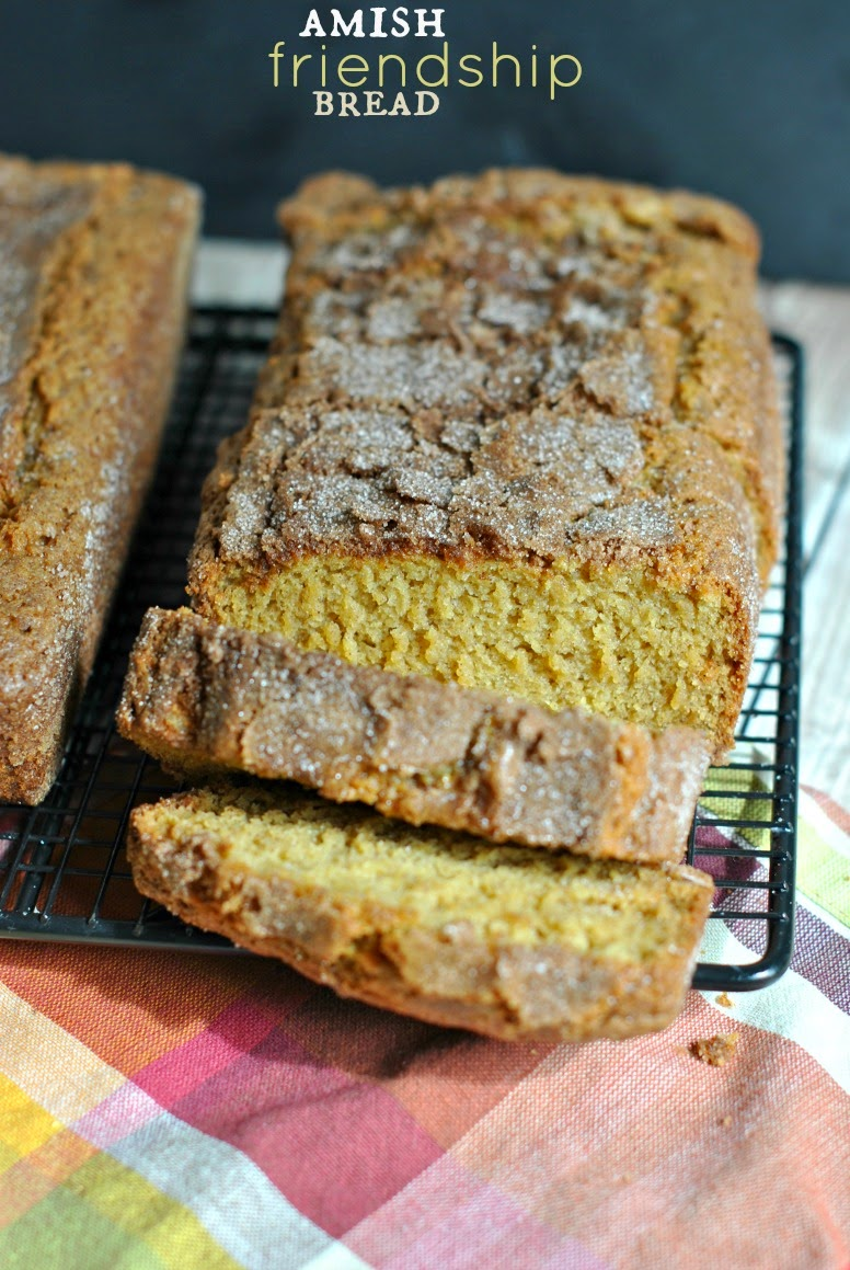 Amish Friendship Bread Starter And Bread Recipes Missie