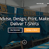 LIGHTBULB Online Launch - Design Your Own T-SHIRT!!