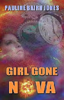 Pauline Baird Jones, author, writer, romantic suspense author, science fiction romance author, girl gone nova, project enterprise series