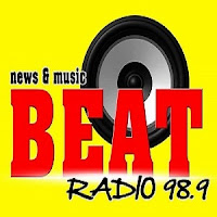 Beat Radio 98.9 Mhz logo