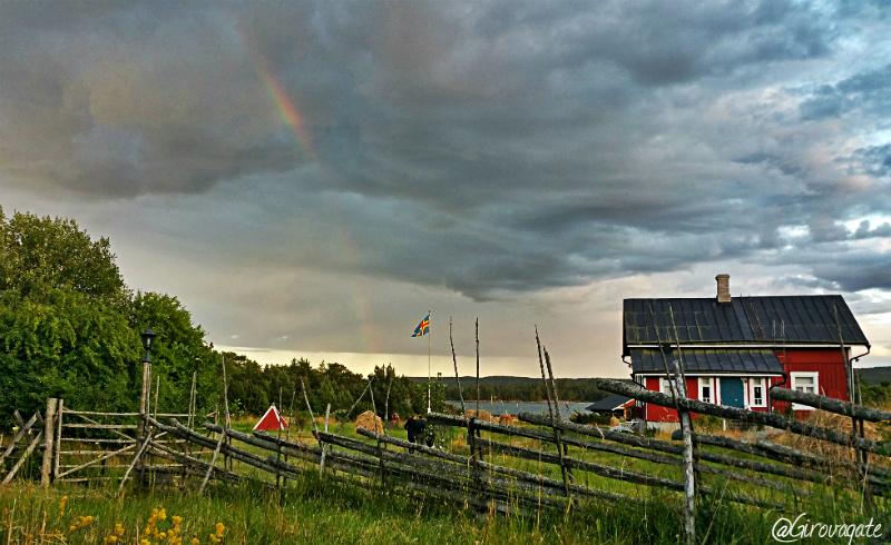 isole aland finlandia silverskar