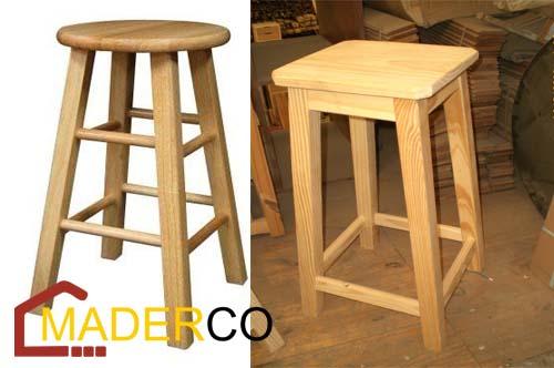 Como hacer un banco de madera rustico maderco peru - Banco de madera ...