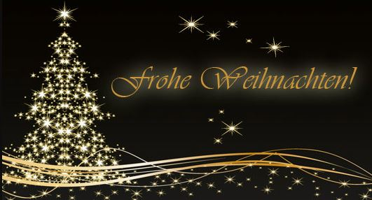 German language Christmas Cards Sayings Messages