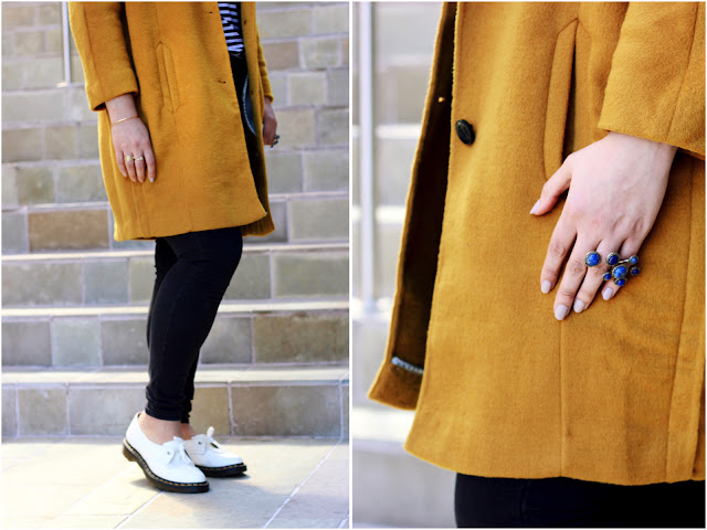 Breton Stripes and a Coat